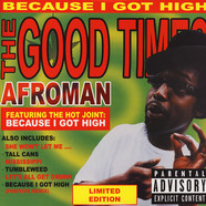 Afroman - The Good Times Clear Vinyl Edition