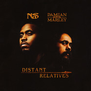 Nas & Damian Marley - Distant Relatives Colored Vinyl Edition