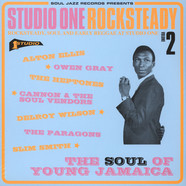 V.A. - Studio One Rocksteady Volume 2 - Rocksteady, Soul And Early Reggae At Studio One