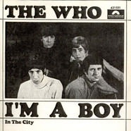 Who, The - I'm A Boy
