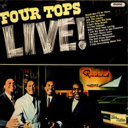 Four Tops - Four Tops Live!