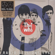 Who, The - Radio Sessions 1965 Blue Vinyl Edition