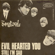 Yardbirds, The - Evil Hearted You