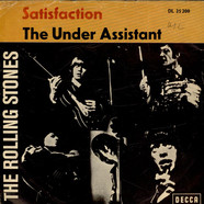 Rolling Stones, The - Satisfaction / The Under Assistant