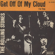 Rolling Stones, The - Get Off Of My Cloud
