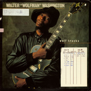 "Walter ""Wolfman"" Washington - Wolf Tracks"