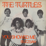 Turtles. The - You Showed Me