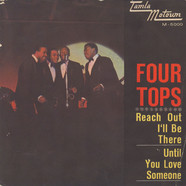 Four Tops - Reach Out I'll Be There / Until You Love Someone