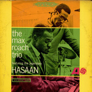 The Max Roach Trio Featuring Hasaan - The Max Roach Trio Featuring The Legendary Hasaan