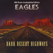 Eagles - Dark Desert Highways Black Vinyl Edition