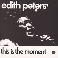 Edith Peters - This Is the Moment