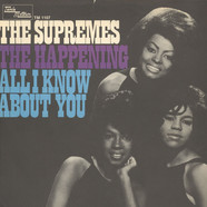 Supremes, The - The Happening / All I Know About You