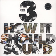Damu The Fudgemunk - How It Should Sound Volume 3 Colored Vinyl Edition