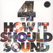 Damu The Fudgemunk - How It Should Sound Volume 4 Colored Vinyl Edition