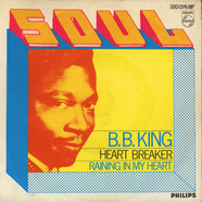 B.B. King - Heartbreaker / Raining In My Heart