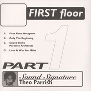 Theo Parrish - First Floor Part 1