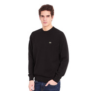 Lacoste - Embroidered Crocodile Knit Sweater