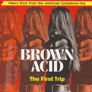 V.A. - Brown Acid: The First Trip Clear Pink Vinyl Edition