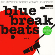 V.A. - Blue Break Beats Volume 2 Red Vinyl Edition