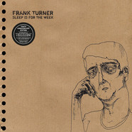 Frank Turner - Sleep Is For The Week 10th Anniversary White Vinyl Edition