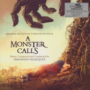 Fernado Velazquez - OST A Monster Calls Colored Vinyl Edition