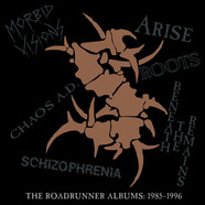 Sepultura - The Roadrunner Albums: 1985-1996