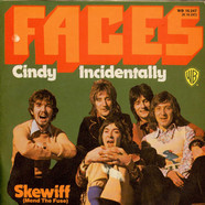 Faces - Cindy Incidentally