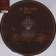 Venom - At War With Satan Picture Disc Edition