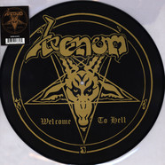 Venom - Welcome To Hell Picture Disc