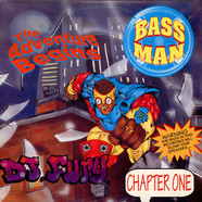 DJ Fury - Bass Man Chapter One - The Adventure Begins