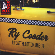 Ry Cooder - Live At The Bottom Line '74