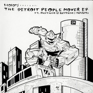 V.A. - Presents: The Detroit People Mover E.p. Feat. Rhythm Is Rhythm & Infinity