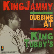 King Jammys - Dubbing At King Jammys