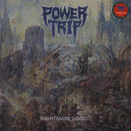 Power Trip - Nightmare Logic Transculent Red Vinyl Edition