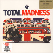 Madness - Total Madness Red Vinyl Edition