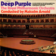 Deep PurpleThe Royal Philharmonic OrchestraMalcolm Arnold - Concerto For Group And Orchestra