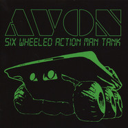 Avon - Six Wheeled Action Man Tank