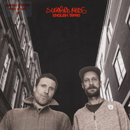 Sleaford Mods - English Tapas Red Vinyl Edition