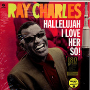 Ray Charles - Hallelujah I Love Her So!