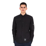 Fred Perry x Art Comes First - Pocket Detail Oxford Shirt