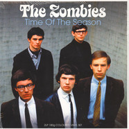 Zombies, The - Time Of The Season Blue Vinyl Edition