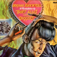 Burt Allis And The Diggers - Original Rock'N'Roll 12 Rockabillies by