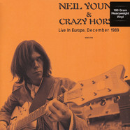 Neil Young & Crazy Horse - Live in Europe December 1989