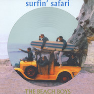 Beach Boys - Surfin Safari + Candix Recordings Picture Disc Edition