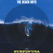 Beach Boys - Surfin USA (Stereo & Mono) Picture Disc Edition