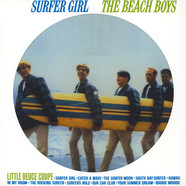 Beach Boys, The - Surfer Girl (Stereo & Mono) Picture Disc Edition