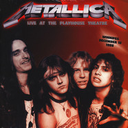 Metallica - Live At The Playhouse Theatre Winnipeg  December 13 1986