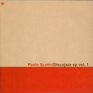 Paolo Scotti - Disco Jazz Ep Vol.1