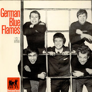 German Blue Flames - The 60's Beat