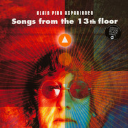 Alain Pire Experience - Songs From The 13th Floor Black Vinyl Edition